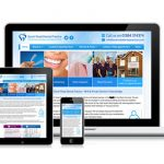 responsive web design for dentists